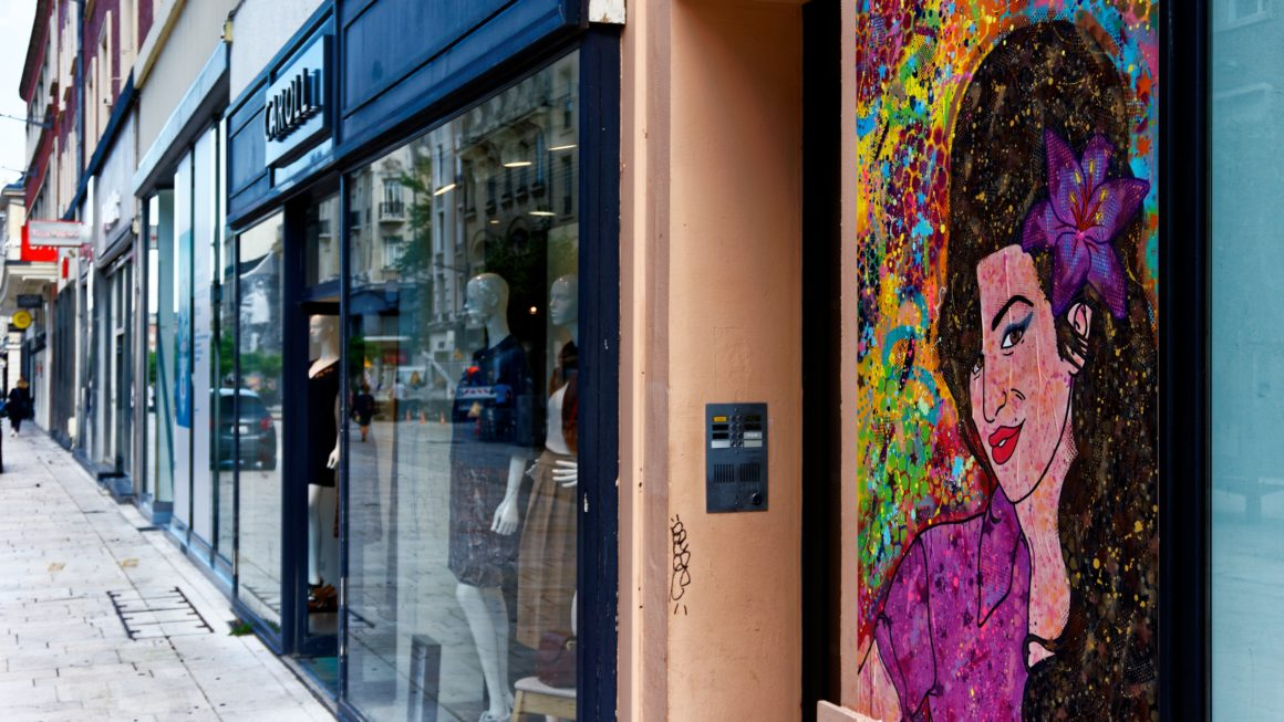 Romain Dorez, le Street-Artiste Amiénois