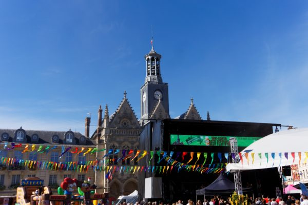 Moment Convivial : le Festival de la Bière de Saint-Quentin