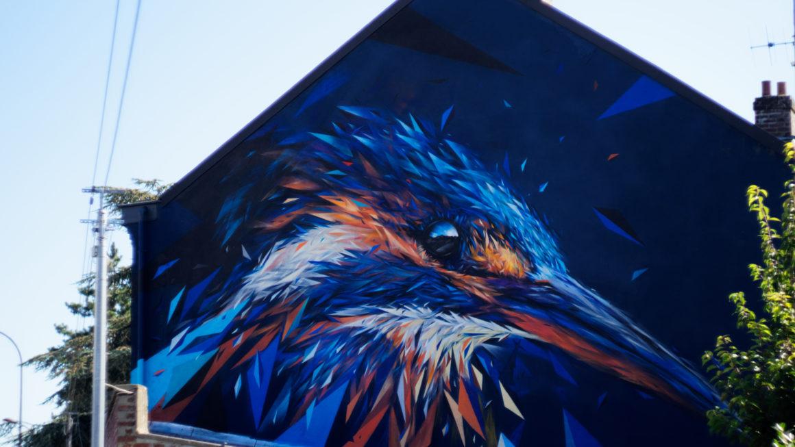 Découvrir le Street-Art à Saint-Quentin