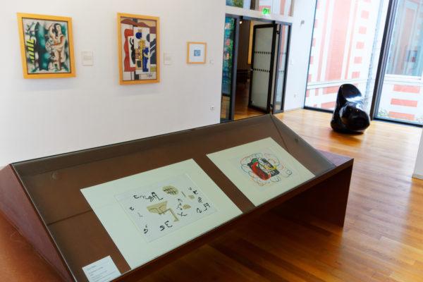 Le Cateau-Cambrésis : visite au musée Henri Matisse