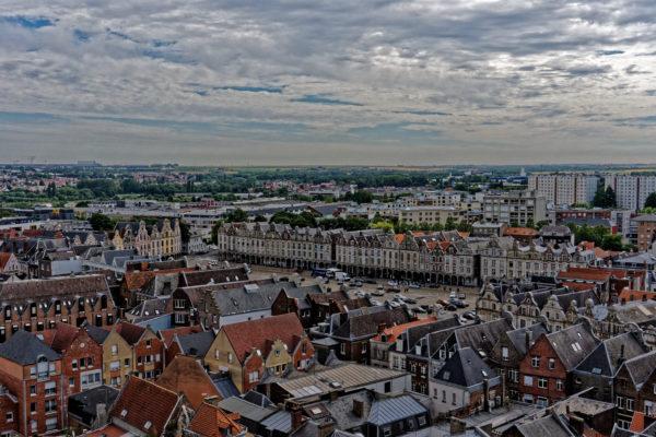 Haut & Fort : à la découverte d'Arras
