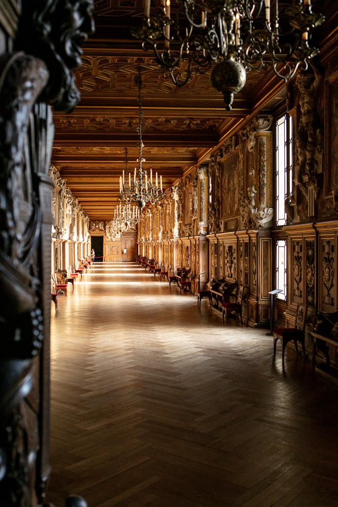 galerie-typique-renaissance-francois-premier-chateau-de-fontainebleau